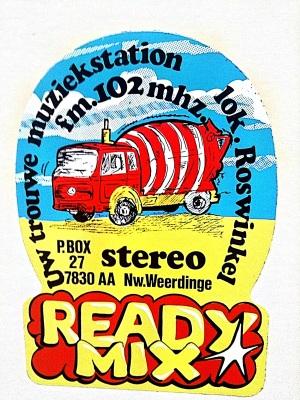 Radio Readymix - De beste Geheime zender muziek, Polka's en Piratenhits