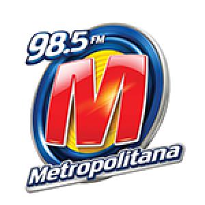 ZYD891 - Radio Metropolitana FM (São Paulo) 98.5 FM