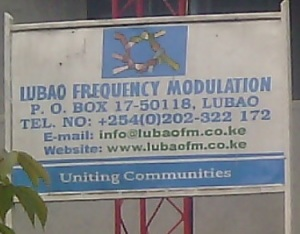 Lubao Frequency Modulation FM - 102.2 FM