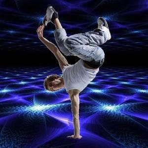 B Boy Breakdance Freestyle Electronic Dance Music Radio
