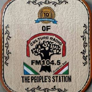 Culture Radio - 104.5FM