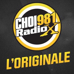 CHOI-FM - Radio X 98.1
