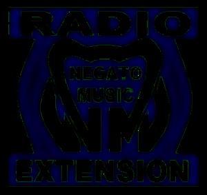 RADIO EXTENSION MUSIC NEGATO