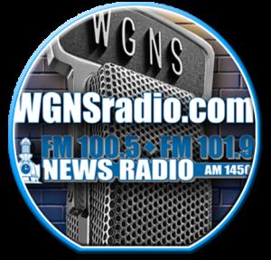 WGNS FM 100.5, FM 101.9, AM 1450