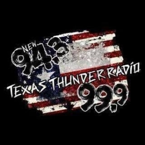 KTXM - Texas Thunder Radio 99.9 FM