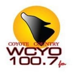 WCYO - The COYOTE 100.7 FM