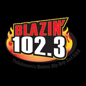 Blazin' 102.3 - WWLD - FM