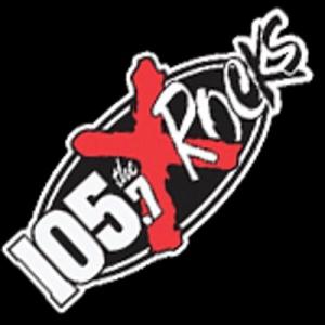 WIXO - The X Rocks 105.7 FM