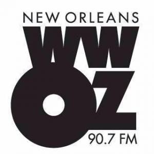 WWOZ 90.7 FM