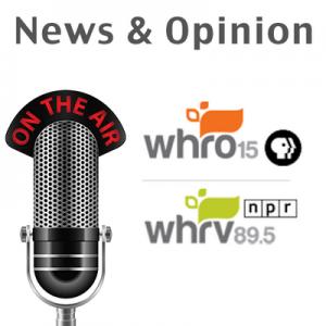 WHRV - 89.5 FM