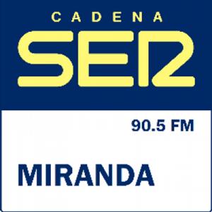 SER Miranda (Cadena SER) 90.5 FM
