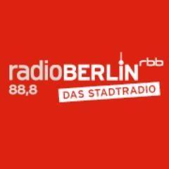 radioBERLIN 88,8 - 88.8 FM