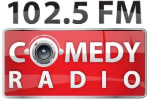 Comedy Radio - 102.5 FM