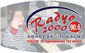 Radyo 2000 - 90.6 FM