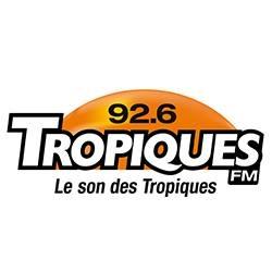 Tropiques FM - 92.6 FM