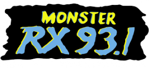 DWRX - Monster Radio 93.1 FM