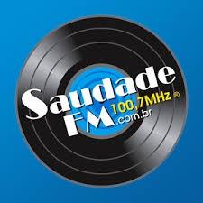 Rádio Saudade FM - 100.7 FM