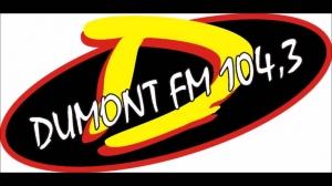 ZYD898 - Rádio Dumont - 104.3 FM