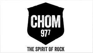 CHOM-FM - 97.7 FM