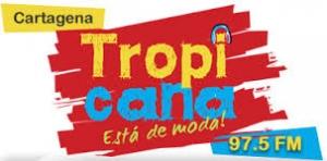 Tropicana Cartagena - 97.5 FM