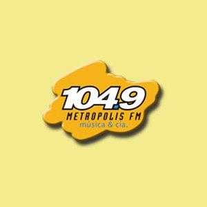 Metropolis FM - 104.9 FM