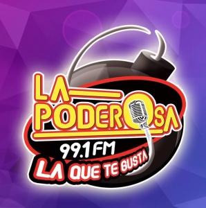 XHTEU - La Poderosa - 99.1 FM
