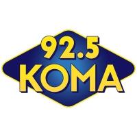 KOMA - 92.5 FM