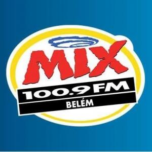 ZYD206 - Rádio Mix FM (Belém) 100.9 FM