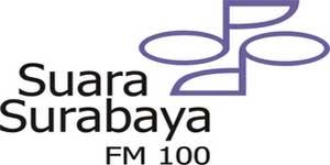 PM6FJK - Suara Surabaya Radio 100.0 FM