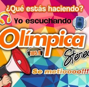 Olímpica Stereo (Bogota) - 105.9 FM