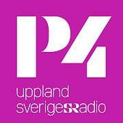 P4 Uppland Sveriges Radio- 102.5 FM