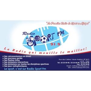 Radio SPORT FM - 91.9 FM