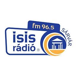 ISIS Rádió – Sárvár- 96.5 FM