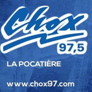 CHOX-FM - 97.5 FM