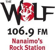 CHWF-FM - The Wolf 106.9 FM