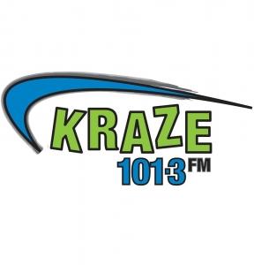 CKIK-FM - KRAZE 101.3