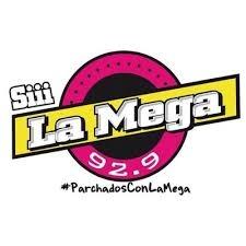 La Mega (Medellin) - 92.9 FM