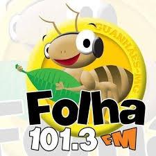Folha FM 101.3 FM