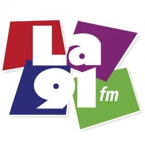 LA 91FM- 91.0 FM