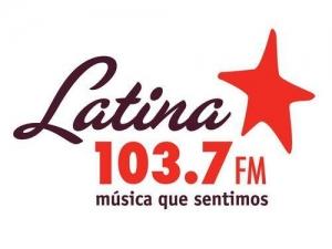 Fm Latina - 103.7 FM