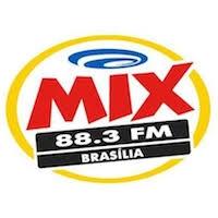 Rádio Mix FM (Brasília) 88.3 FM