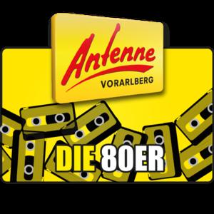 Antenne Vorarlberg Die 80er
