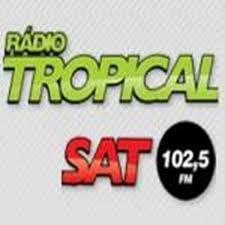 Rádio Tropical SAT 102.5 FM