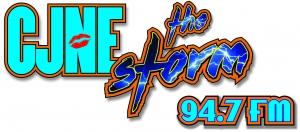 CJNE - The Storm 94.7 FM