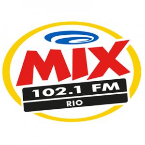 ZYD468 - Rádio Mix FM (Rio de Janeiro) 102.1 FM