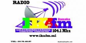 IKA FM 104.1 FM