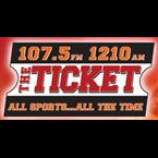 W298BC - The Ticket - 107.5 FM