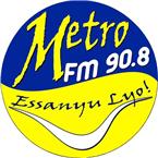 Metro FM Uganda - 90.8 FM