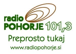 Radio Pohorje FM - 101.3