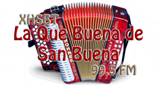 XHSBT - La Que Buena de San Buena 99.5 FM